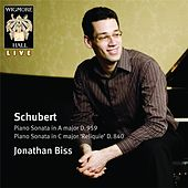 Play & Download Schubert: Piano Sonatas by Jonathan Biss | Napster