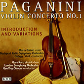 Paganini- Violin Concerto by Various Artists