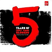 5 Years Of First Word Mixed By Andy H & Gilla by Various Artists