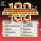 Play & Download 100 Masterpieces, Vol.2 - The Top 10 Of Classical Music: 1731 - 1775 by Various Artists | Napster