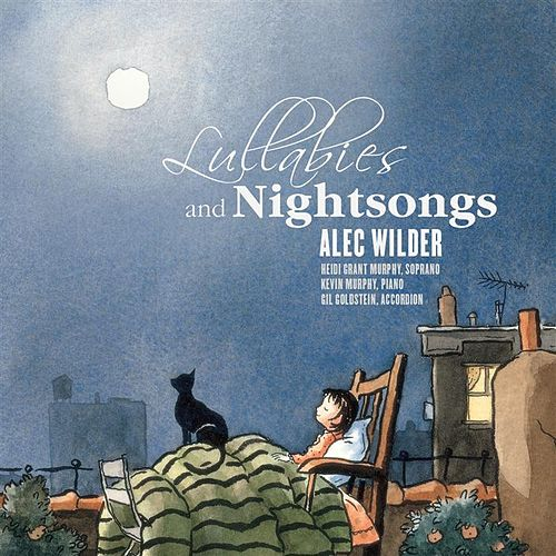 Lullabies & Night Songs by Heidi Grant Murphy