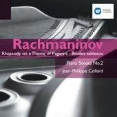 Rachmaninov: Music for Solo Piano etc by Jean-Philippe Collard