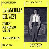Giacomo Puccini: La Fanciulla Del West by Various Artists