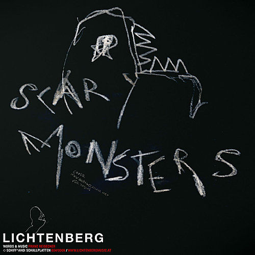 Scary Monsters by Lichtenberg