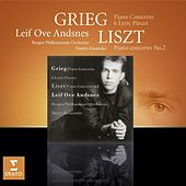 Grieg/Liszt - Piano Concertos by Various Artists