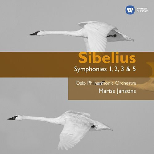 Sibelius: Symphonies Nos 1, 2, 3 & 5 by Oslo Philharmonic Orchestra