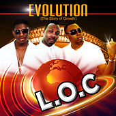 Evolution (The Story of Growth) by L.O.C.
