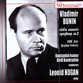 Play & Download Vladimir Bunin. Violin Concerto, Symphony No.2 by Various Artists | Napster