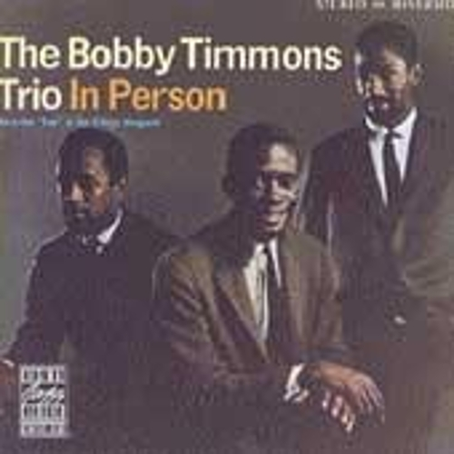 In Person by Bobby Timmons