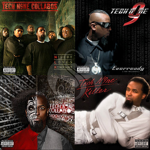 The Box Set by Tech N9ne