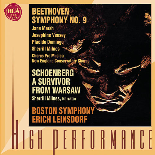 Play & Download Beethoven: Symphony No. 9 / Schoenberg: A Survivor From Warsaw by Various Artists | Napster