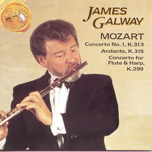 Mozart by James Galway