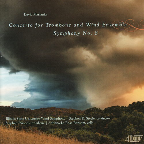 David Maslanka: Symphony No. 8 by Illinois State University Wind Ensemble