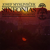 Play & Download Myslivecek: Sinfonias by Prague Chamber Orchestra | Napster