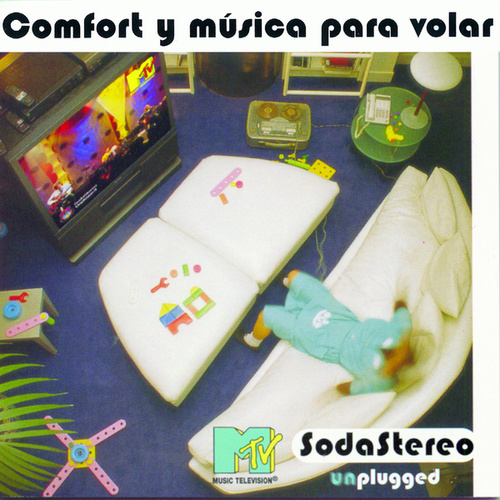 Play & Download Comfort Y Musica Para Volar by Soda Stereo | Napster