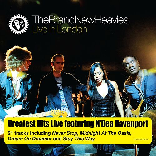 Live In London by Brand New Heavies