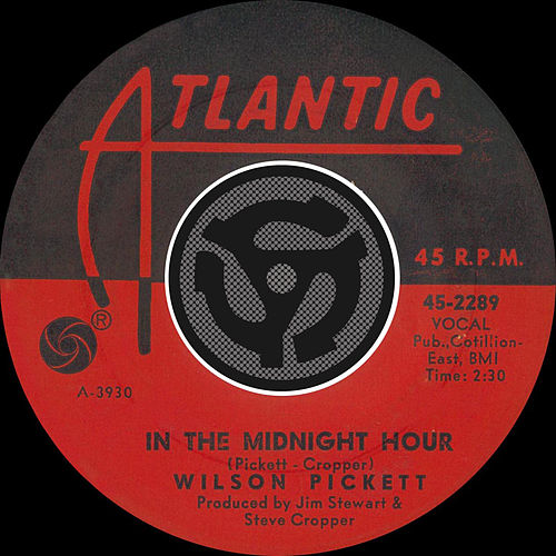 In The Midnight Hour / I'm Not Tired [Digital 45] by Wilson Pickett
