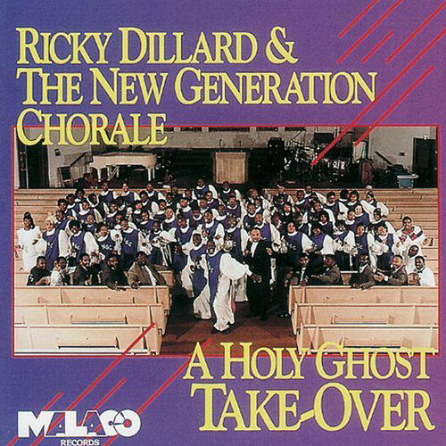 A Holy Ghost Take Over by Ricky Dillard