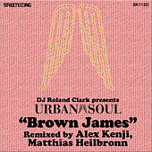Play & Download Brown James (Alex Kenji & Matthias Heilbronn Remixes) by DJ Roland Clark | Napster