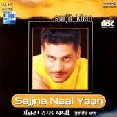 Play & Download Sjjna Naal Yaari by Surjit Khan | Napster