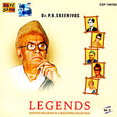 Legends: Maestro Melodies In A Milestone Collection Vol. 5 by P B Sreenivos