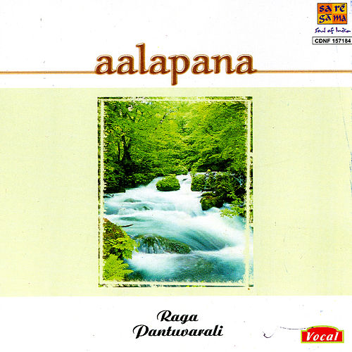 Alapana : Raga Pantuvarali by Various Artists