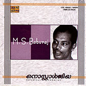 Play & Download Nostalgia : M.S.Baburaj -  Vol .1 by Various Artists | Napster