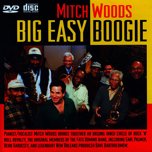 Play & Download Big Easy Boogie by Mitch Woods | Napster
