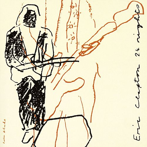 Play & Download 24 Nights by Eric Clapton | Napster