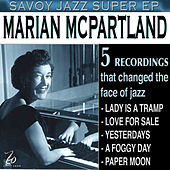 Play & Download Savoy Jazz Super - EP by Marian McPartland | Napster