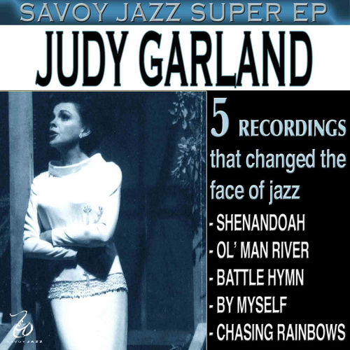 Savoy Jazz Super EP by Judy Garland
