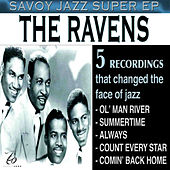 Savoy Jazz Super - EP by The Ravens