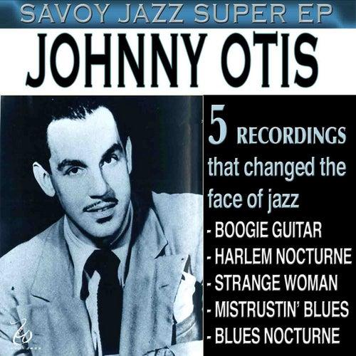 Savoy Jazz Super - EP by Johnny Otis