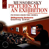 Play & Download Mussorgsky: Pictures at an Exhibition (Piano Concerto version), Pictures from Crimea by Philharmonia Orchestra | Napster