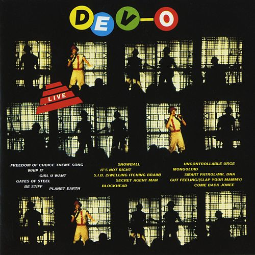 Play & Download Devo Live by DEVO | Napster