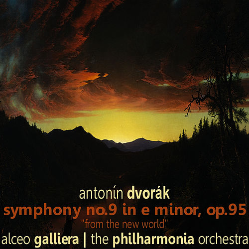 Symphony No. 9 in E Minor, Op. 95, 'From the New World' by Philharmonia Orchestra