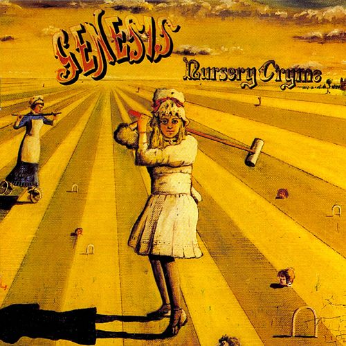 Nursery Cryme by Genesis