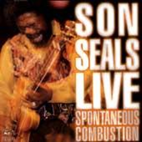 Play & Download Live-Spontaneous Combustion by Son Seals | Napster