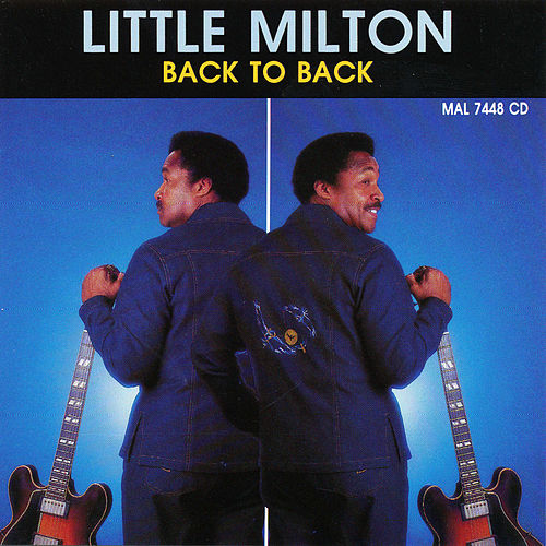 Play & Download Back to Back by Little Milton | Napster