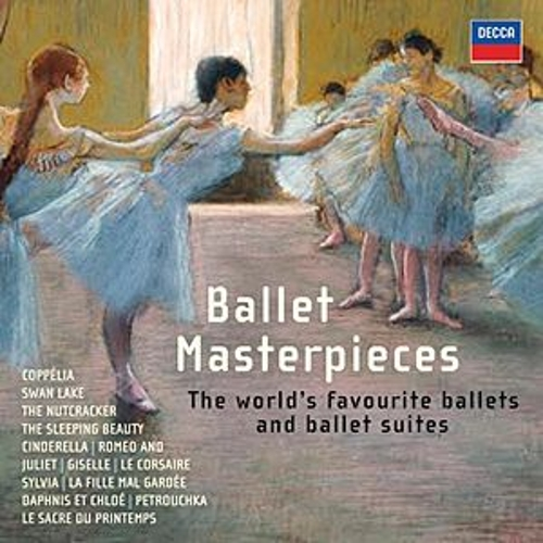 Play & Download Ballet Masterpieces by Various Artists | Napster
