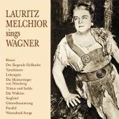 Lebendige Vergangenheit - Lauritz Melchior sings Wagner by Lauritz Melchior