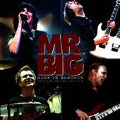 Back To Budokan by Mr. Big