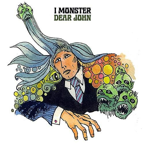 Dear John EP by I Monster