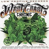 West Coast Cronic Vol. 1 by Various Artists
