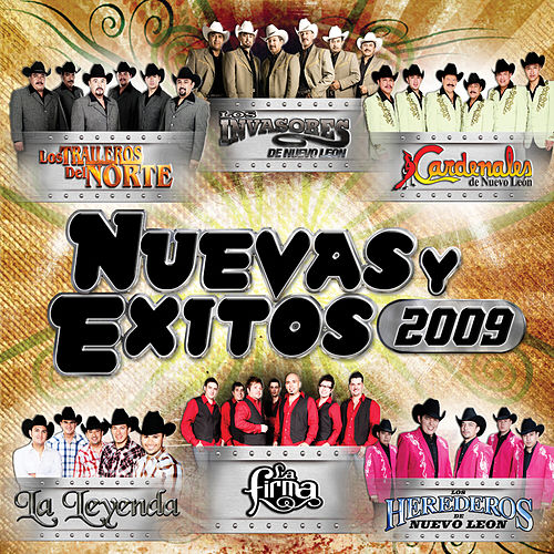 Play & Download Nuevas y Exitos by Various Artists | Napster
