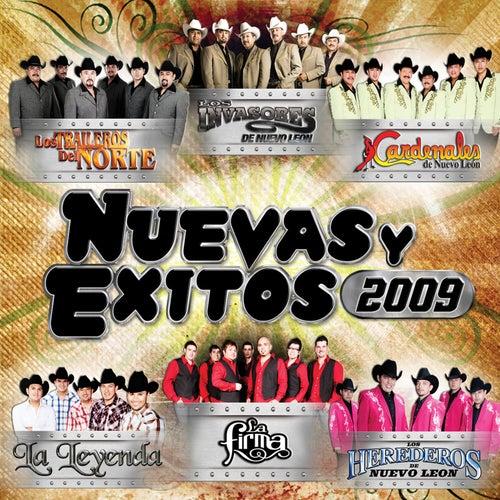 Nuevas y Exitos by Various Artists