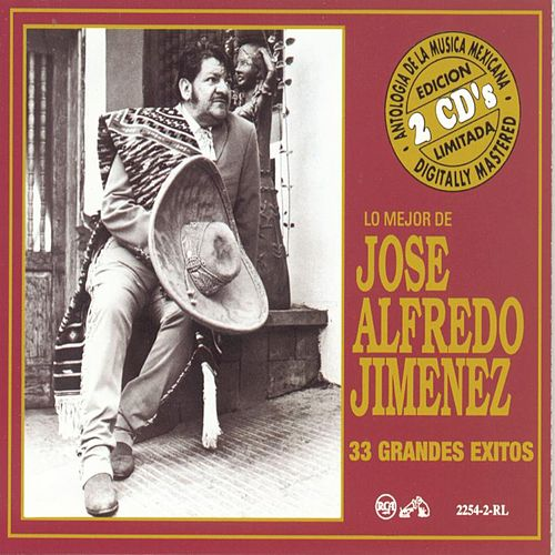 Play & Download 33 Grandes Exitos by Jose Alfredo Jimenez | Napster