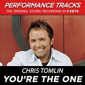 Play & Download You're The One (Premiere Performance Plus Track) by Chris Tomlin | Napster