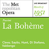 Puccini: La Bohème (March 17, 1951) by Various Artists