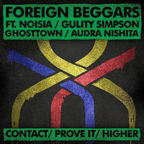 Play & Download Contact by Foreign Beggars | Napster